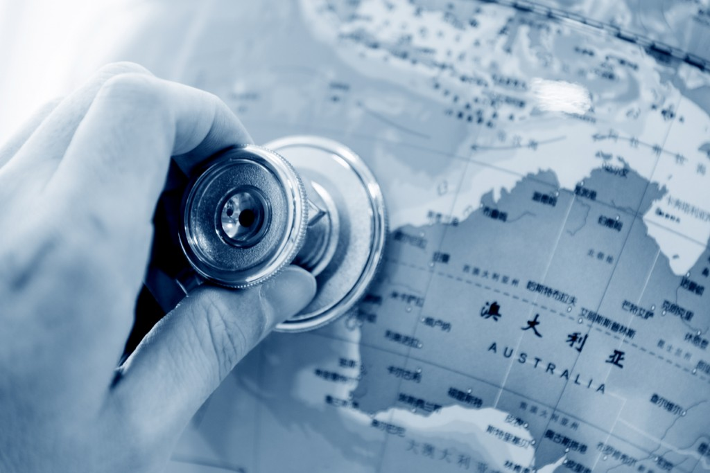 Seguro médico para estudiantes en Australia.