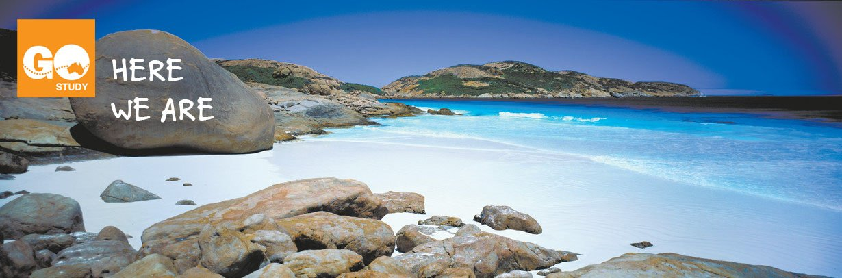 Lucky Bay, in Cape Le Grand National Park