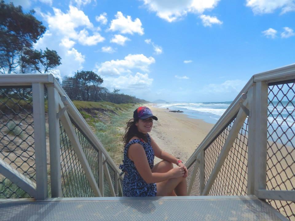 DE VIAJE A SUNSHINE COAST Australia
