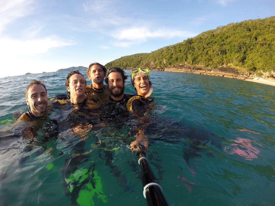 Submarinismo en Goald Coast
