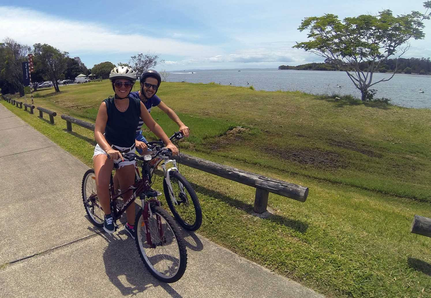 Moreton Bay Brisbane