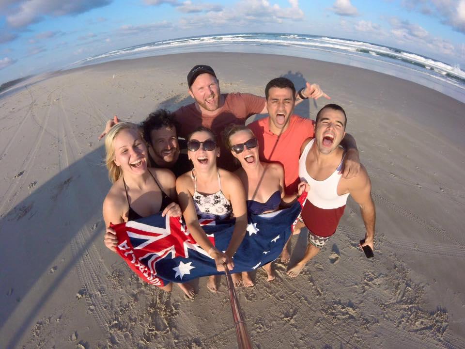Españoles en Gold Coast