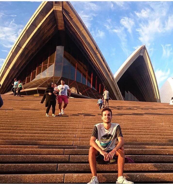 Trabajar como monitor deportivo en Australia