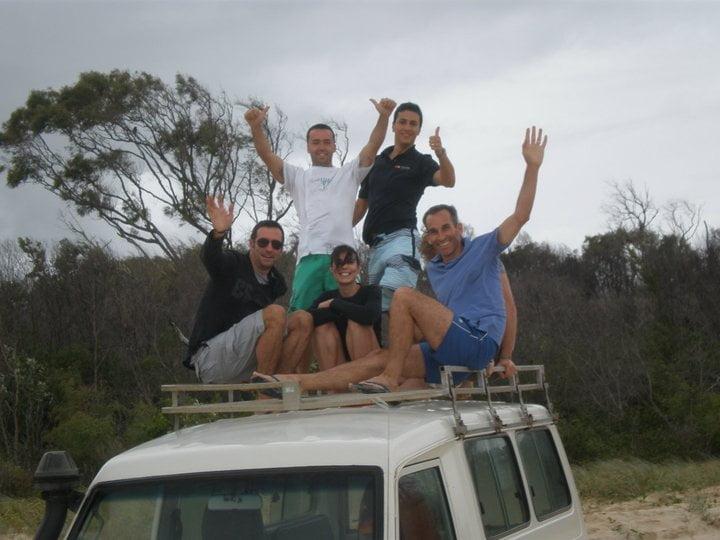 Aventura Australia 2010