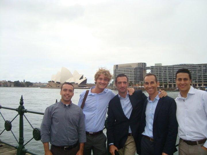 Aventura Sydney 2010