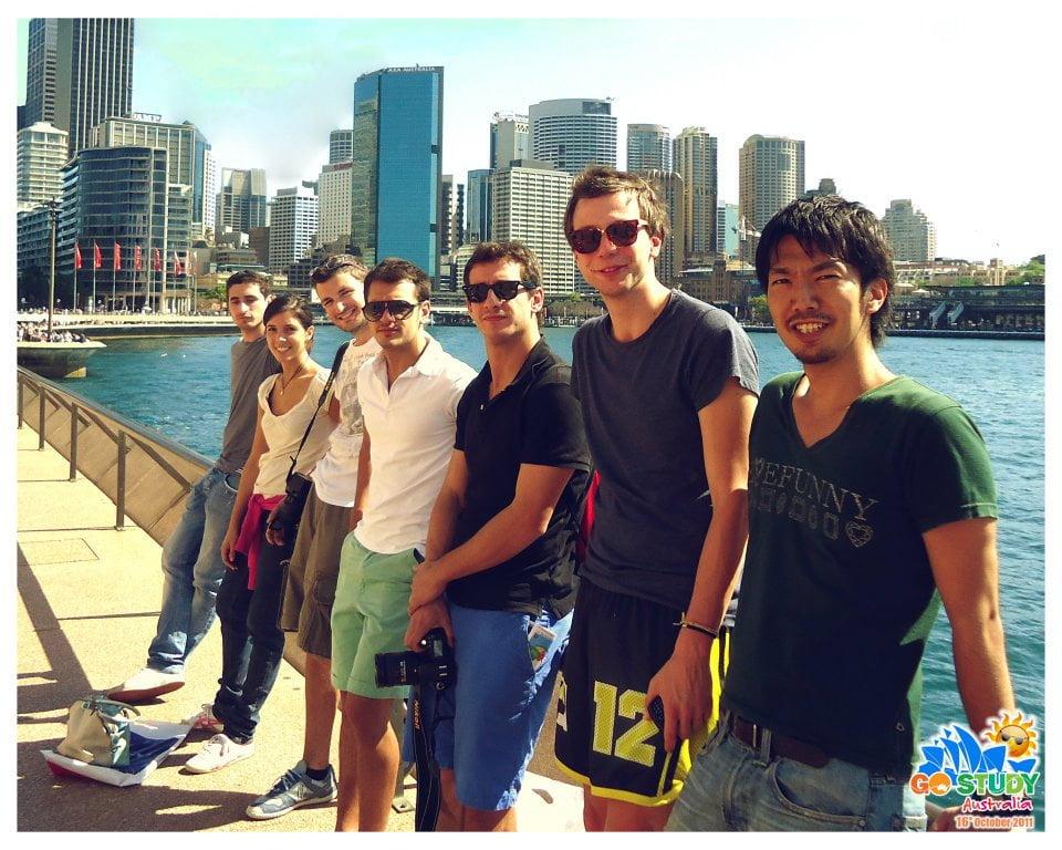 Estudiantes Australia 2011