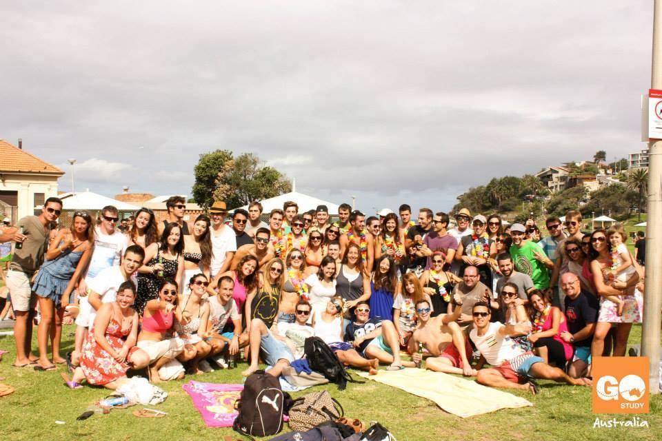 Estudiantes Go Study Australia 2014