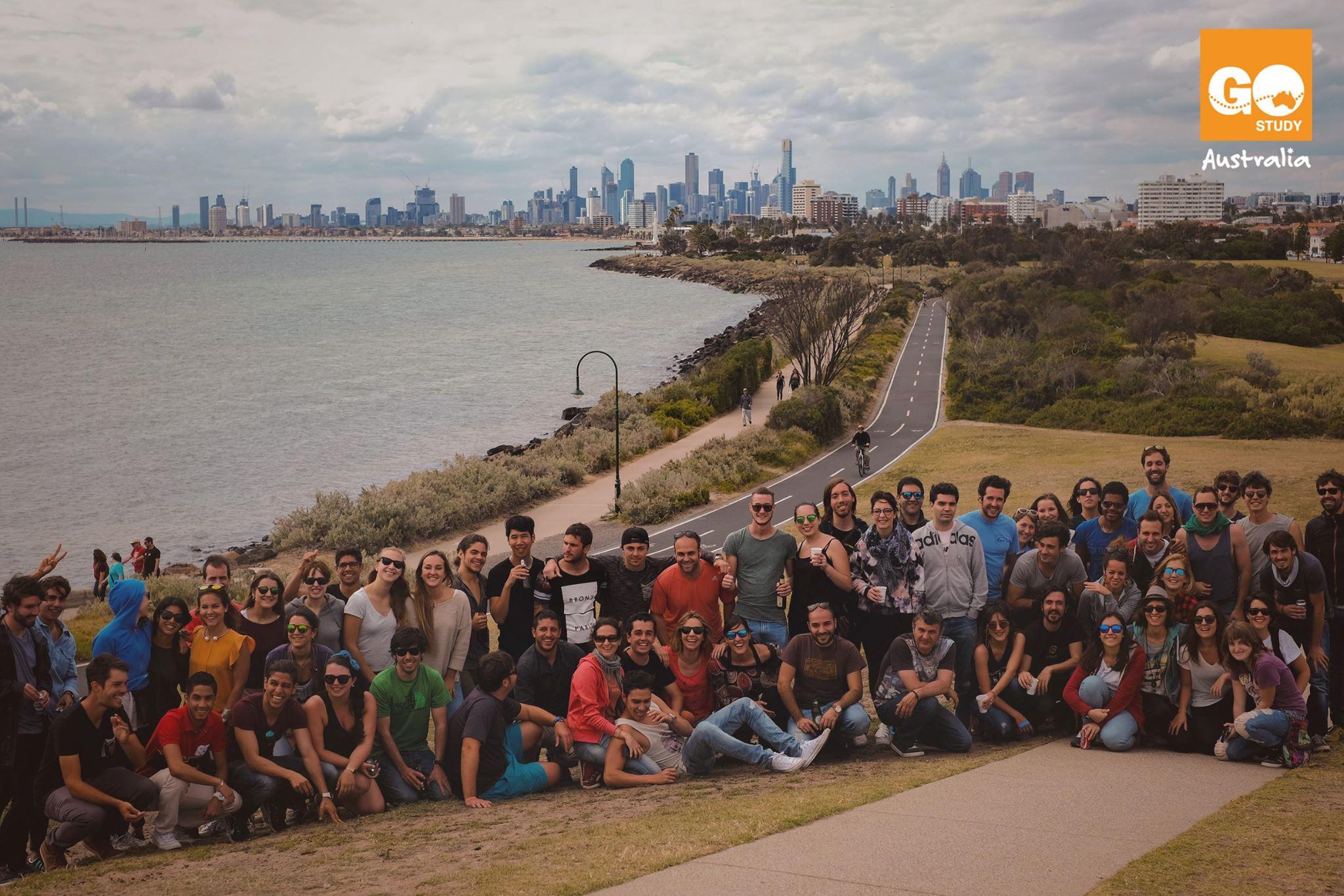 Comunidad de españoles en Gold Coast