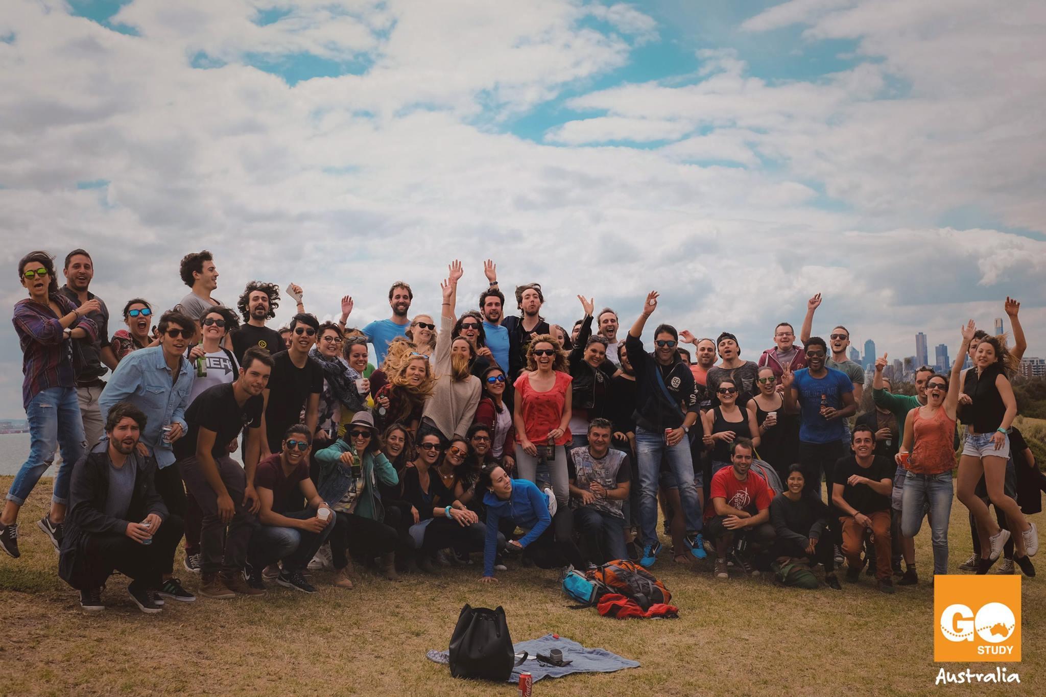 Comunidad española en Australia 2015