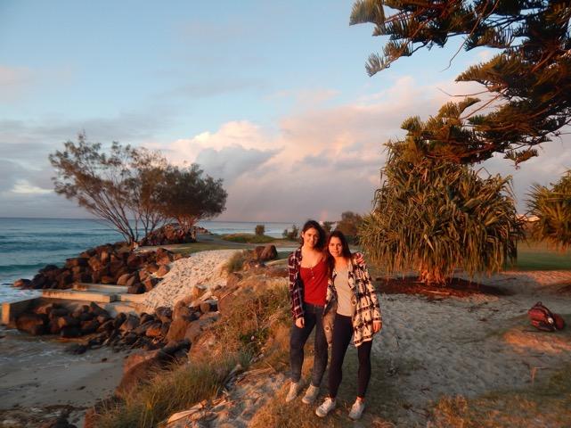 Coolangatta en Gold Coast