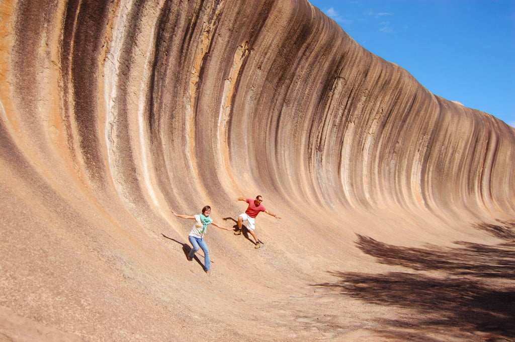 viajar en el outback