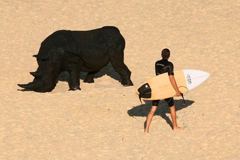 Escultura por el mar Una exposición al aire libre en la playa de Bondi (10)