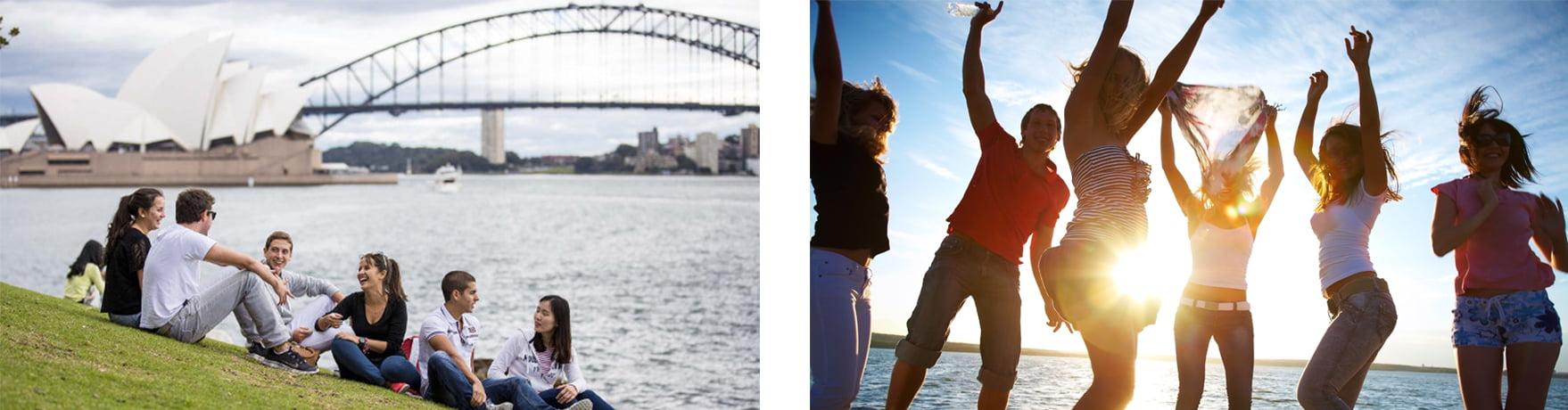 Dos Vascos a Australia