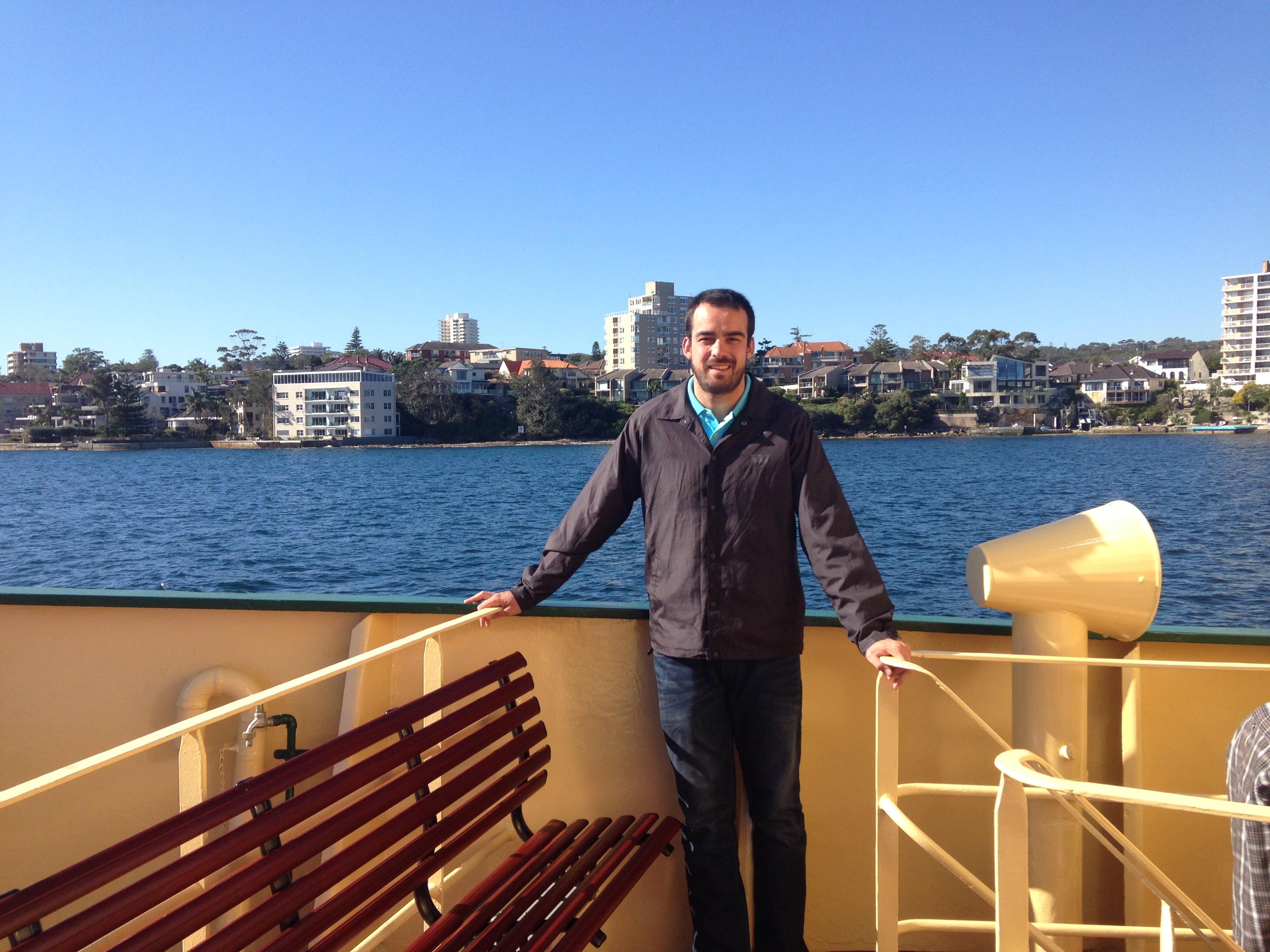 Estudiar y trabajar en Sydney