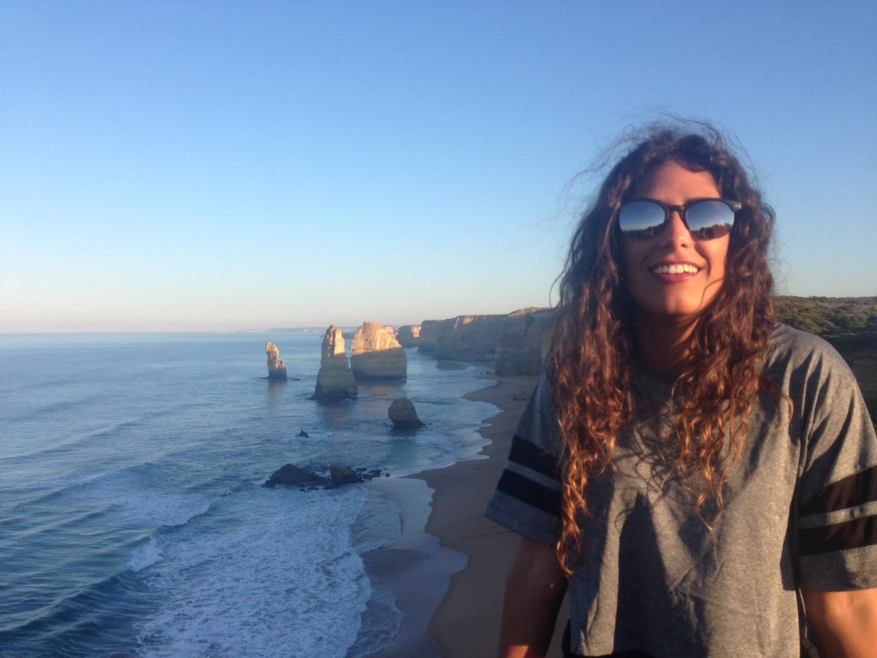 Beatriz, española del equipo Go Study Australia en Madrid