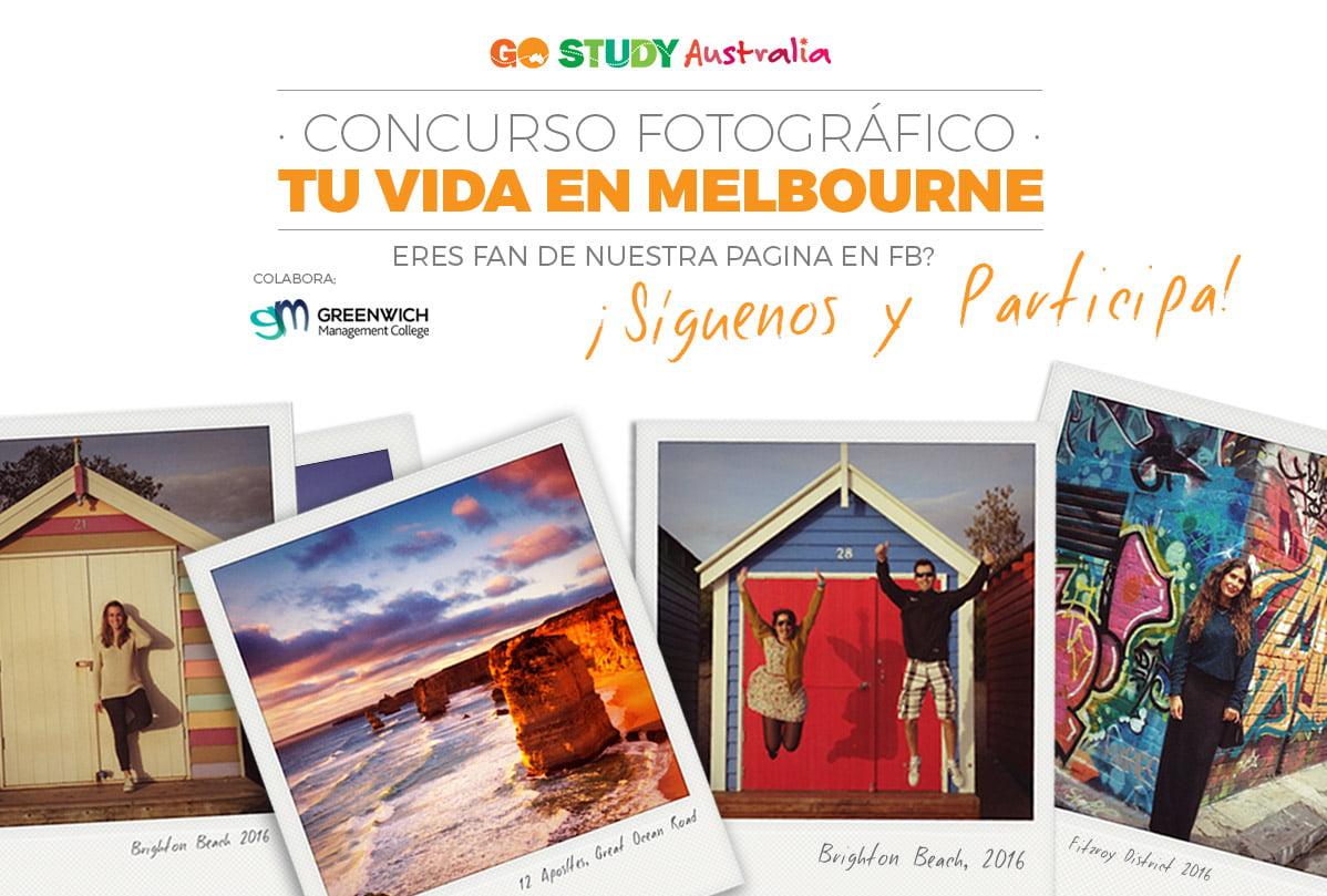Beca para estudiar en Melbourne
