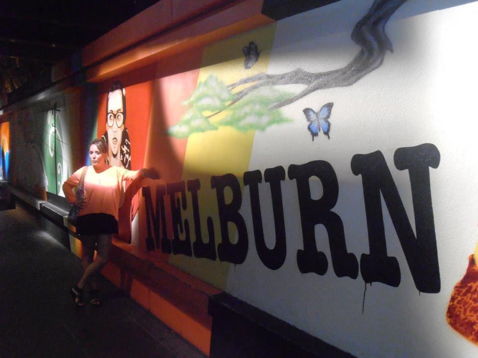Bea, española en Melbourne
