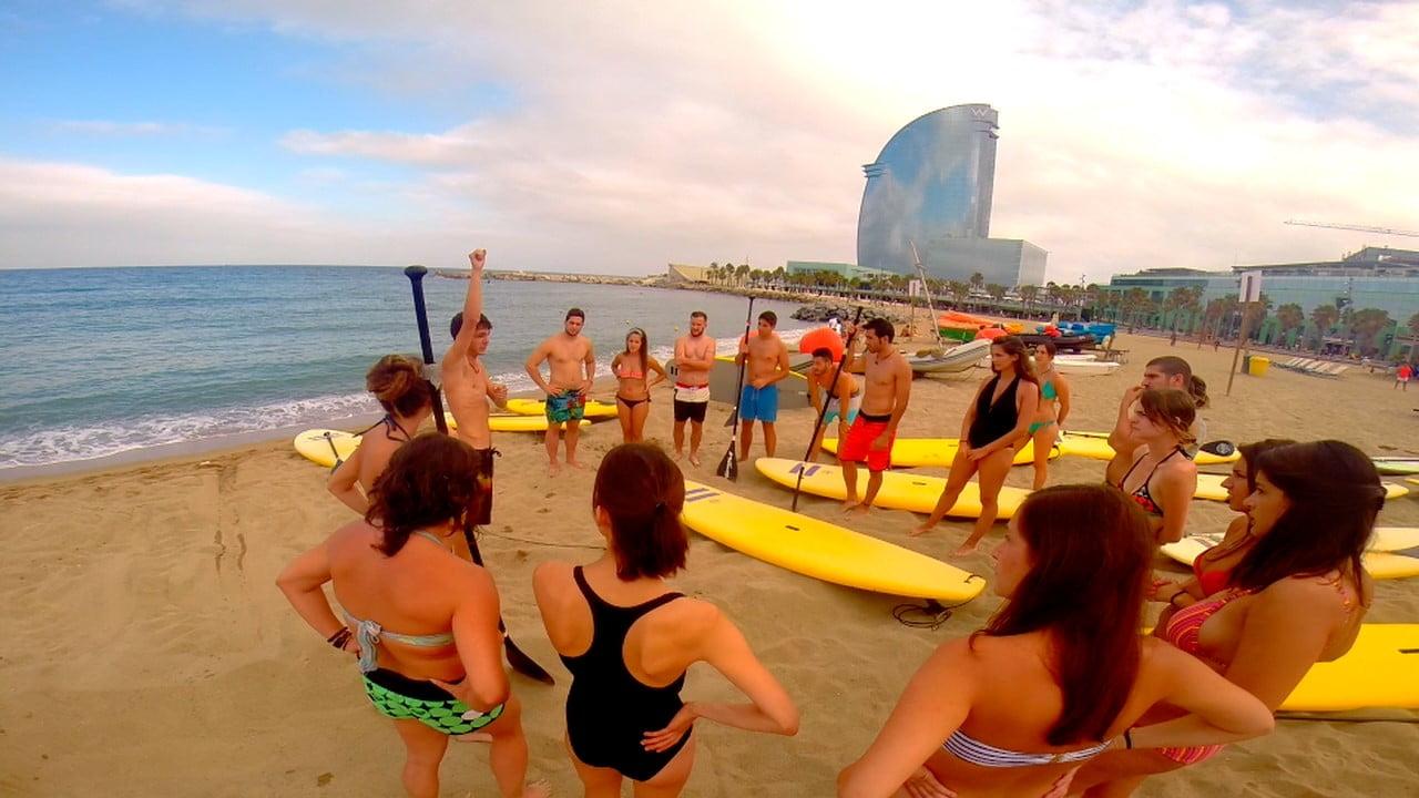 Padel Surf en Barcelona