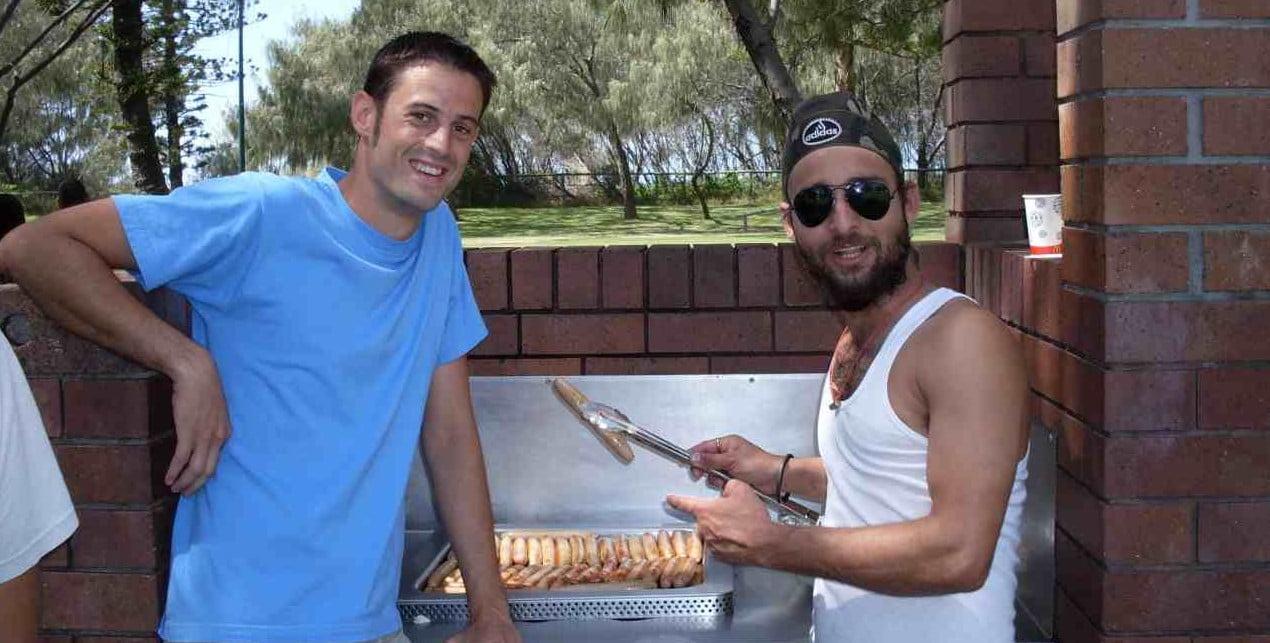 Comida tipica de Australia: barbacoas