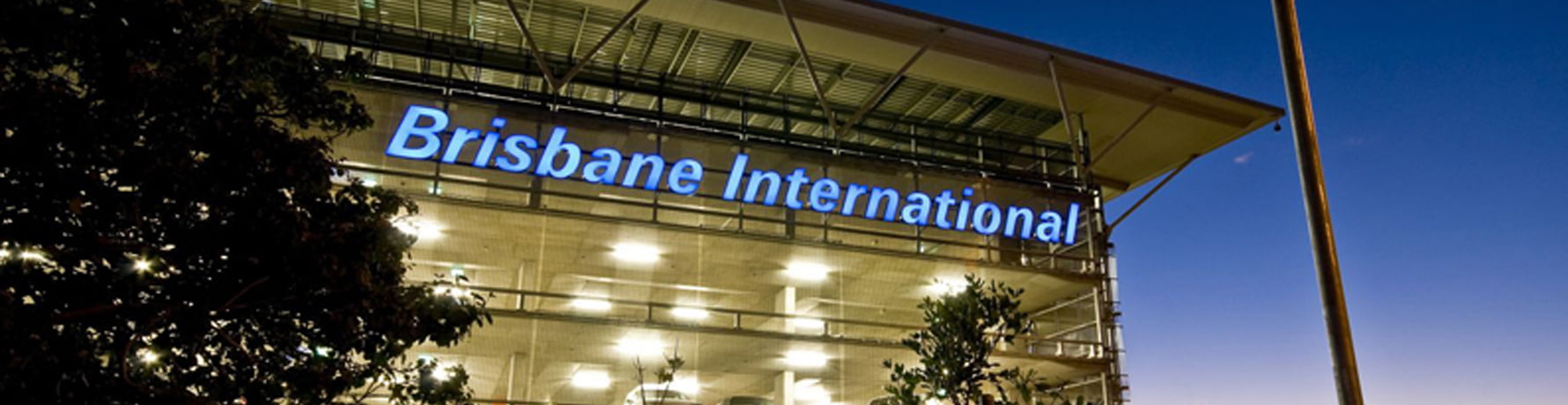 Aeropuerto y Aduana en Brisbane - Australia