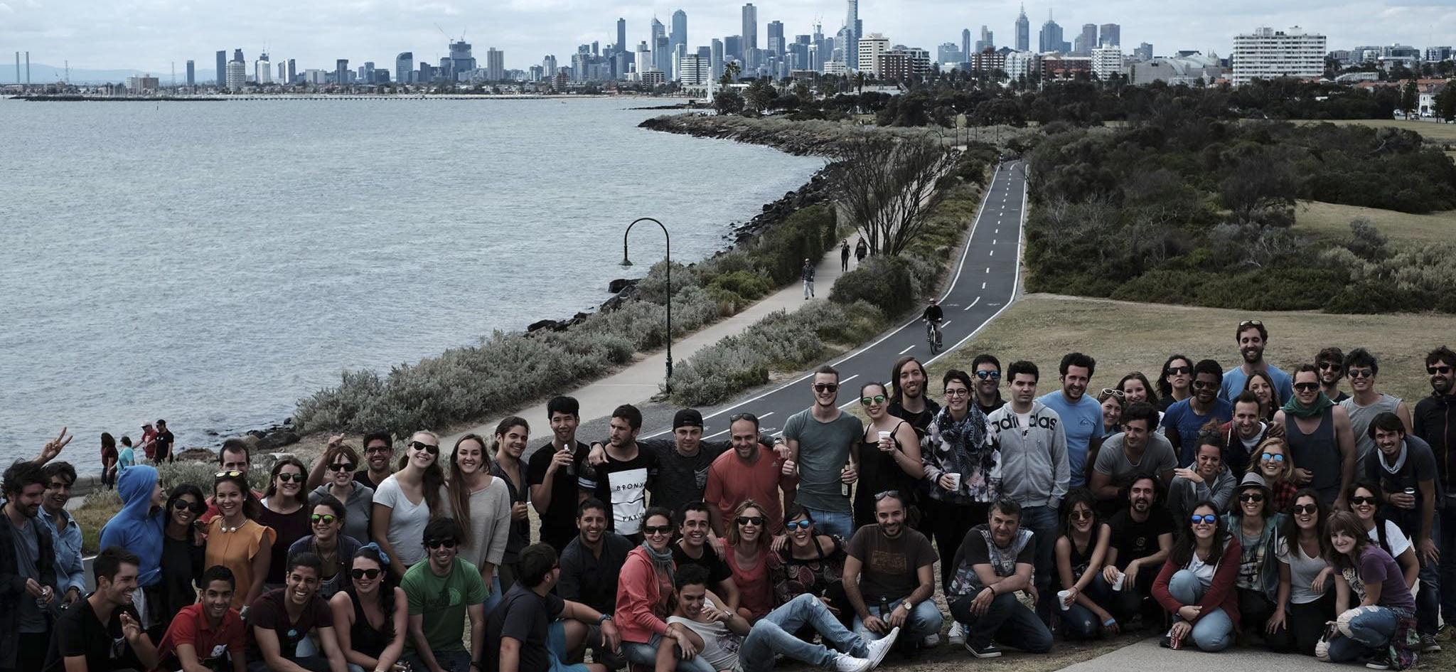 Barbacoa en Melbourne