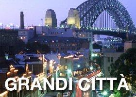 Grandes Ciudades en Australia
