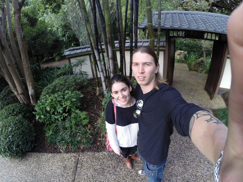 Jardin Botánico en Brisbane