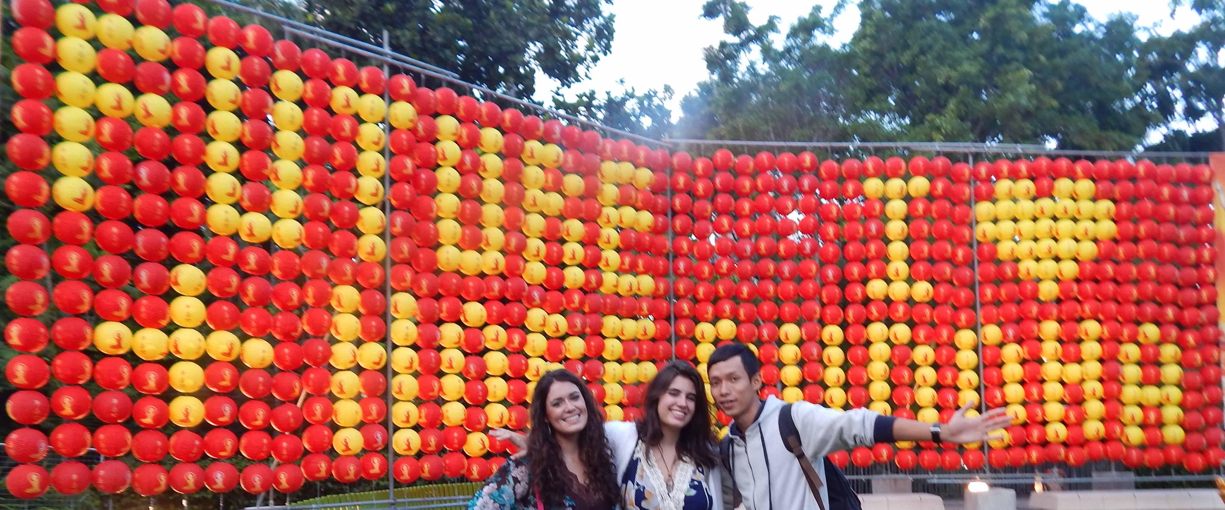 Festival Buddha en Brisbane