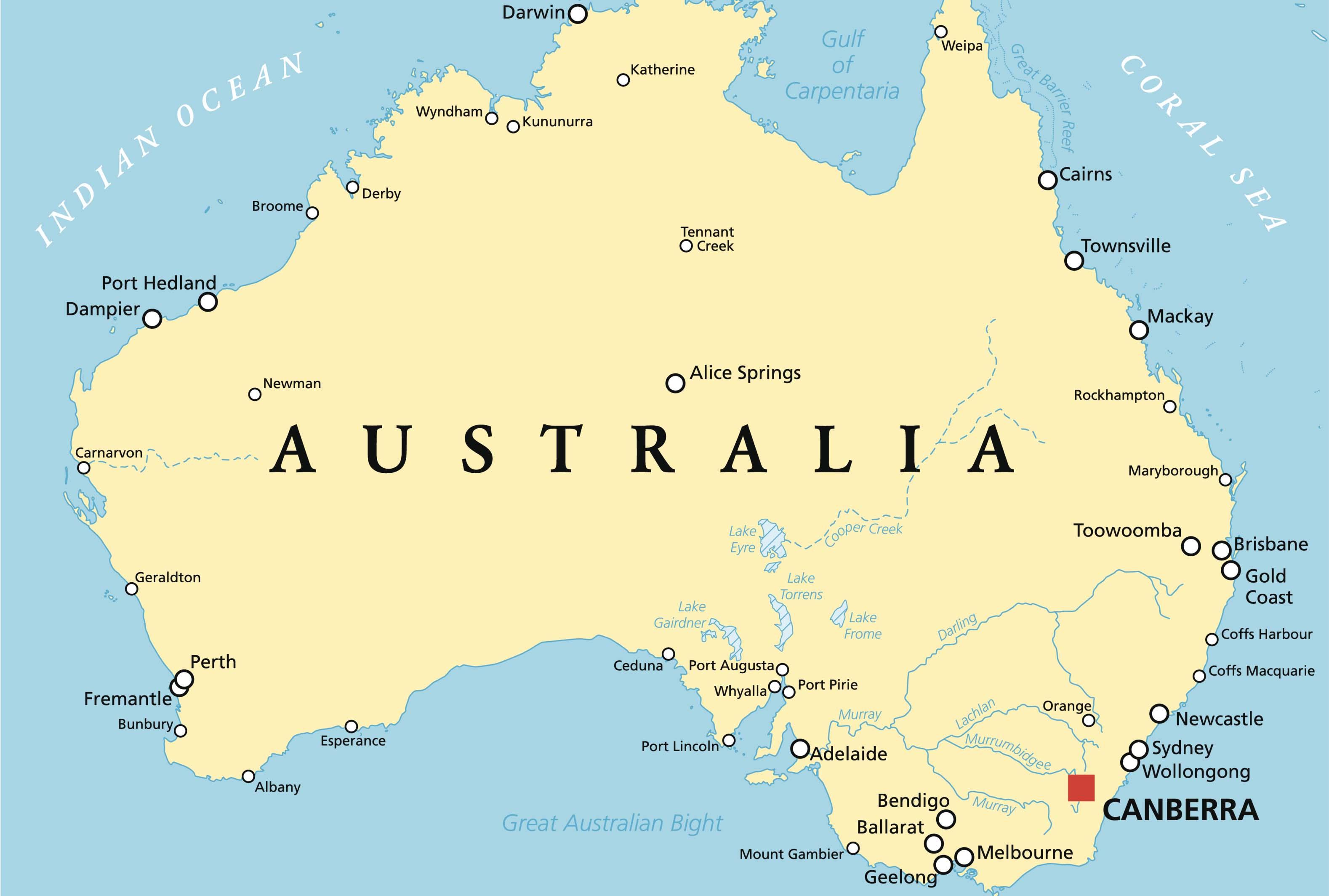 Por qué Canberra es la capital de Australia? - Go Study Australia
