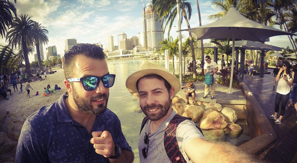 Estudiante de Hostelería en Gold Coast