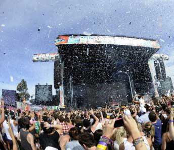 Australia 2014 Future Music Festival