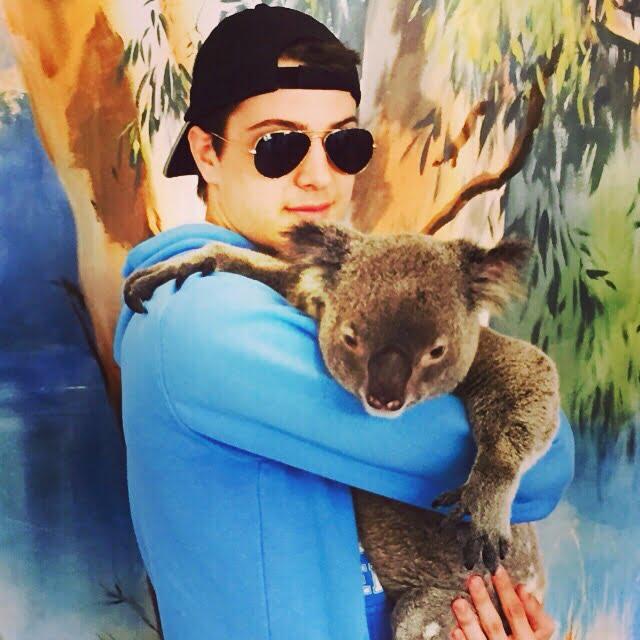 estudiante de inglés en Australia