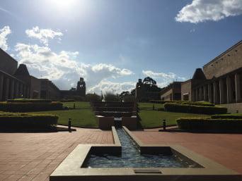 Bond university view