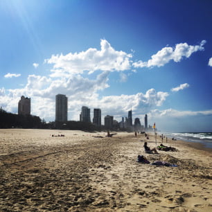 Gold Coast Estudiar universidad