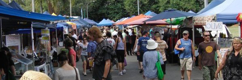 mercados en Brisbane