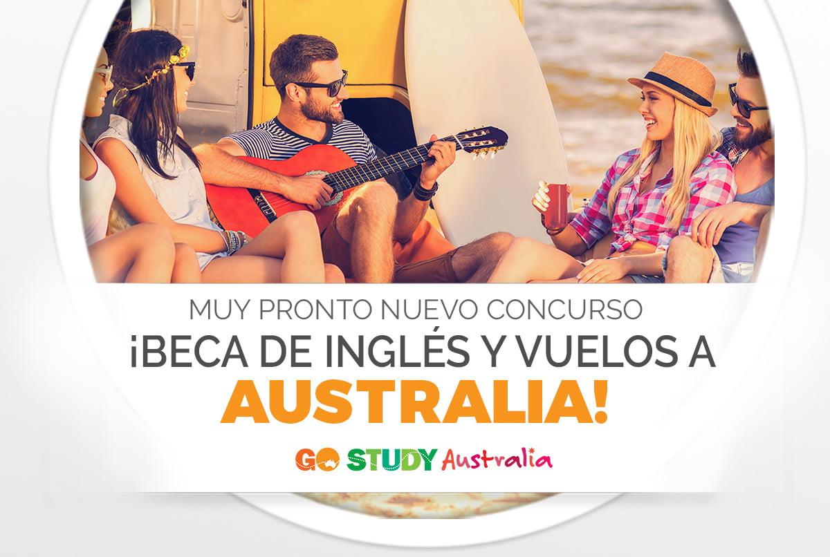 Beca para estudiar inglés y viajar a Australia 2016