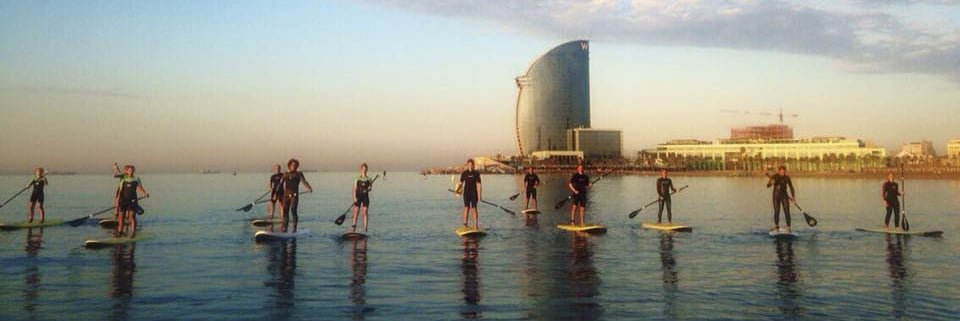 Padel Surf Barcelona