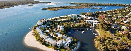 Sunshine Coast playa