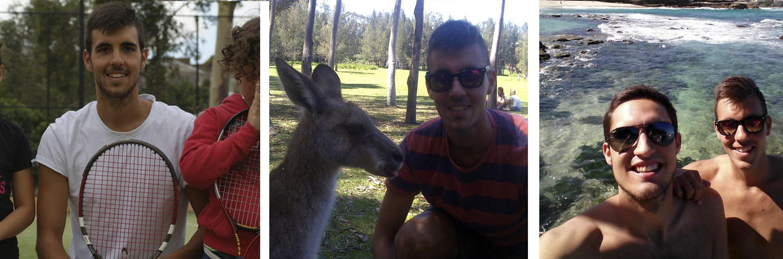 Tenis en Australia