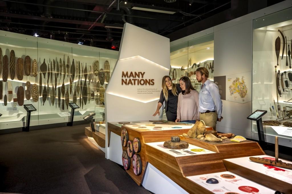 Museos en Darwin.